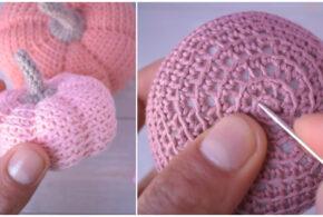 Easy Crochet Pumpkin – Learn to Crochet